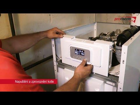Jak Se Instaluje Stacionární Kondenzační Kotel Protherm
