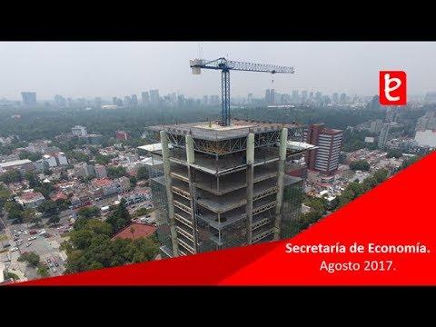 Secretaría de Economía, Agosto 2017 | www.edemx.com