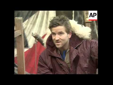 Jamie Bell in his first adult role in WW1 drama