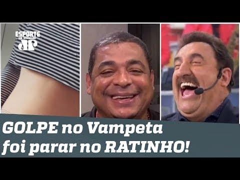 Histórias do Vampeta: tava grávida? O GOLPE que foi parar até no Ratinho!