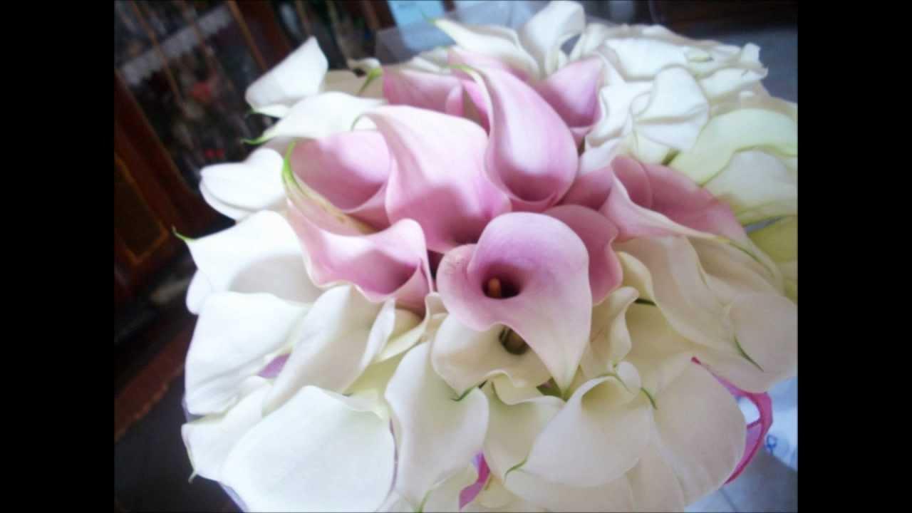 Preferenza Composizioni floreali in Chiesa 2 - YouTube GP34