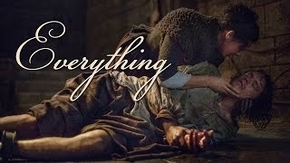 Jamie & Claire | Everything (Outlander - 1x16)