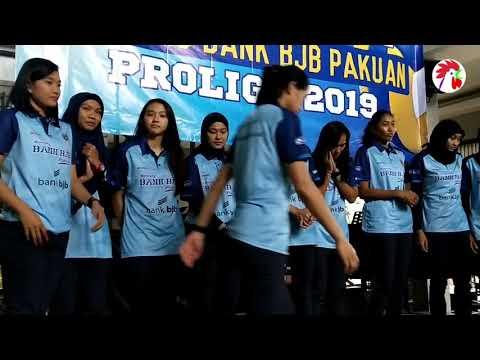 Jelang Proliga 2019, Bank BJB Launching Tim Voli Putri Bandung Bank BJB Pakuan. Ada Pemain USA Mp3