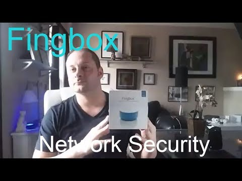 Smart Home Tech : Fingbox Network Security Review