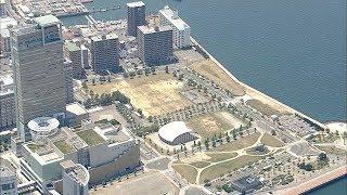サンポートの新県立体育館整備 5業者が2次審査でコンセプトなど競う 香川・高松市