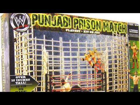 WWE News: Old Punjabi Prison toy being sold for crazy money
