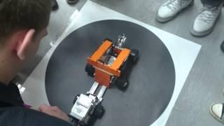 Соревнования по робототехнике 2014. Г.Пермь