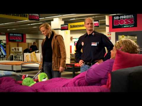 30 jahre m bel boss boxspringbett youtube. Black Bedroom Furniture Sets. Home Design Ideas
