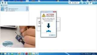 Iniciación a XBee y configuración mediante nueva versión del software XCTU