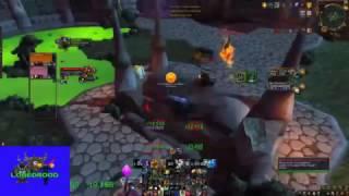 2600 Resto druid Legion 2v2 Arena