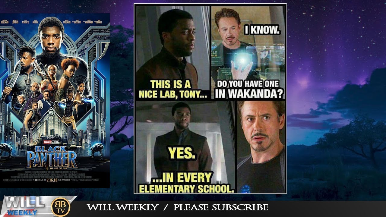 Funny Meme Black Panther : 10 funniest black panther memes youtube