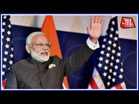 PM Modi Addresses Indian Community In US