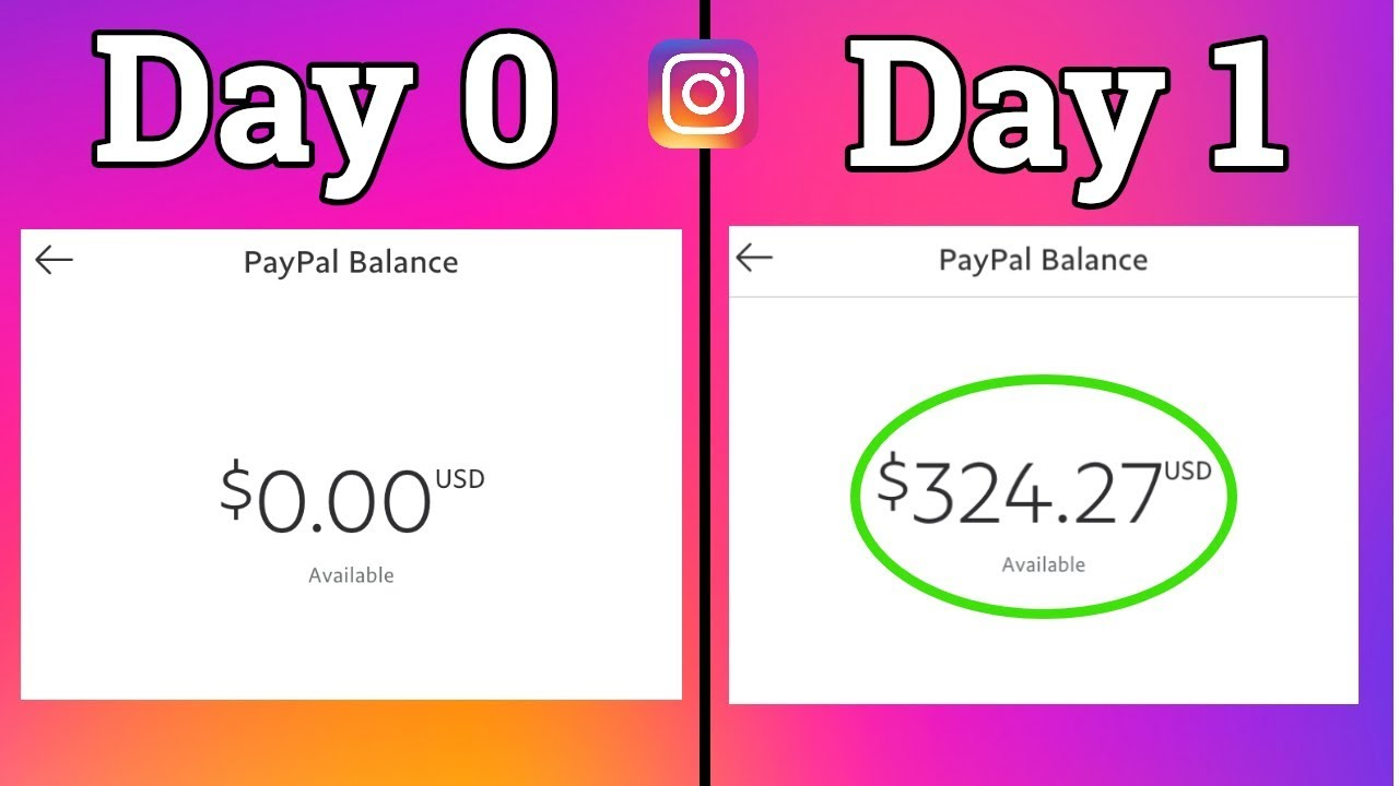 How to Make Money on Instagram WITHOUT POSTING (2019)