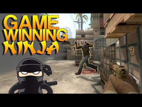CS:GO - Game Winning Ninja Defuse!