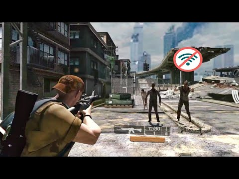 Top 18 Offline Zombie Games For Android 2020 HD