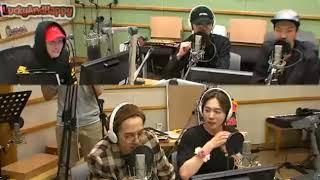 WINNER doing ASMR on Hongki Kiss Radio 180410