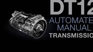 Transmisión DT12