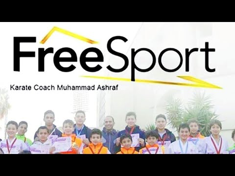 FreeSport Karate Team Kumite in Egypt Championship Warming Up 2 Full HD