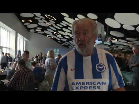 Brighton & Hove Albion learn their Premier League Fate