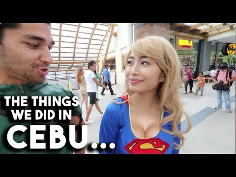 COSPLAY PRANKING IN CEBU!