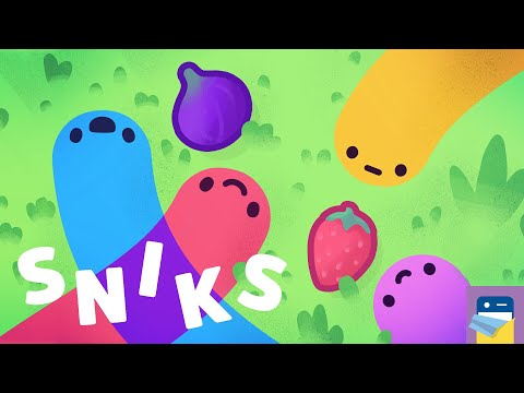 SNIKS: iOS Gameplay Preview (by Shelly Alon)