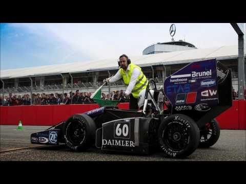 Rückblick Saison 2015 Formula Student Team Weingarten