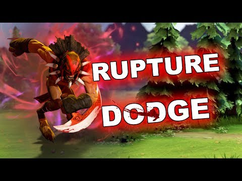 Dota 2 Tricks: How to DODGE Rupture! 7.20e thumbnail