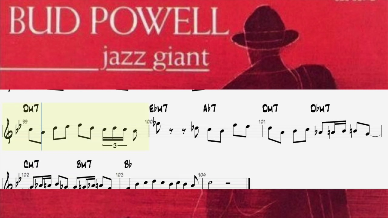 Bud powell transcription pdf download windows 7