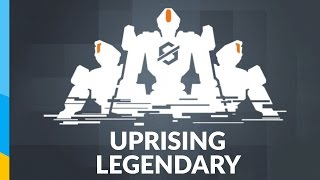 Overwatch: Uprising On Legendary Difficulty