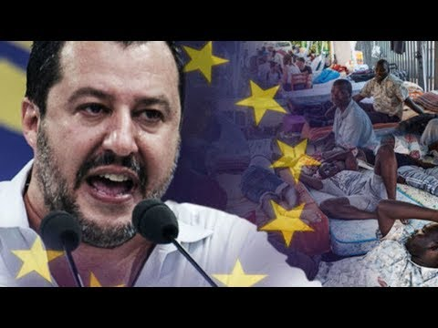 Italian Court Rules Matteo Salvini Should Be Tried for KIDNAPPING!!!