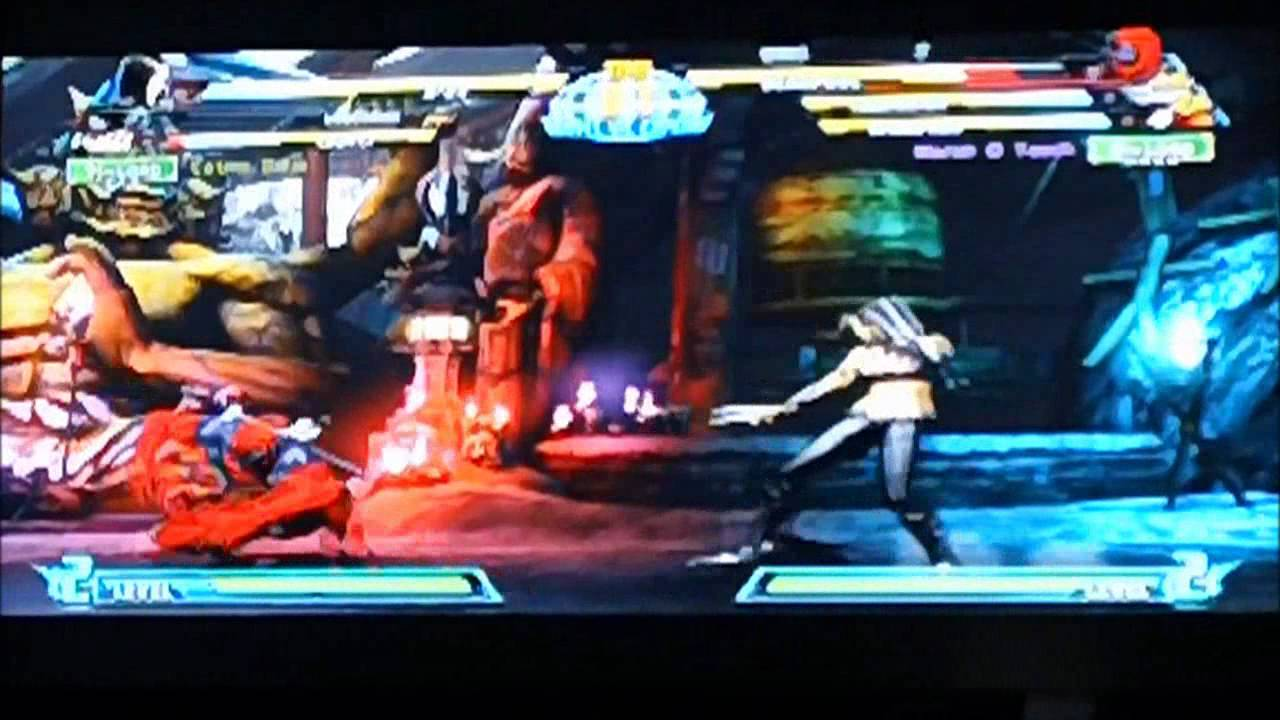 Suck at marvel vs capcom 3