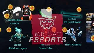 Mr.Cat Easports - Promo DOTA2  International 2018