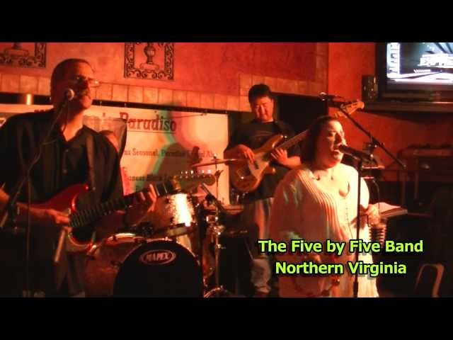 Five by Five Band of N. Virginia - Long Train Running