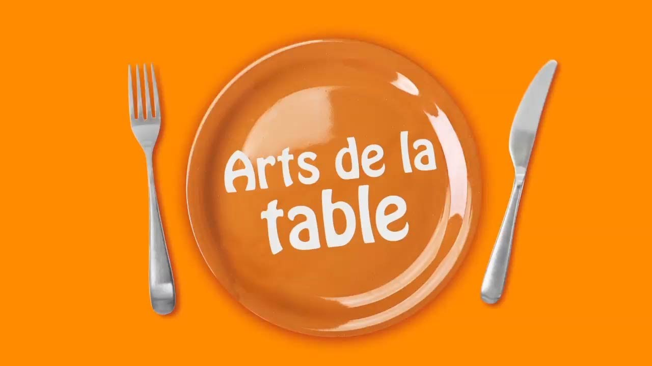 Votre nouvel univers arts de la table youtube - Arts de la table ...