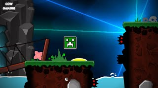 Geometry Dash LIVE!   Cow Gaming
