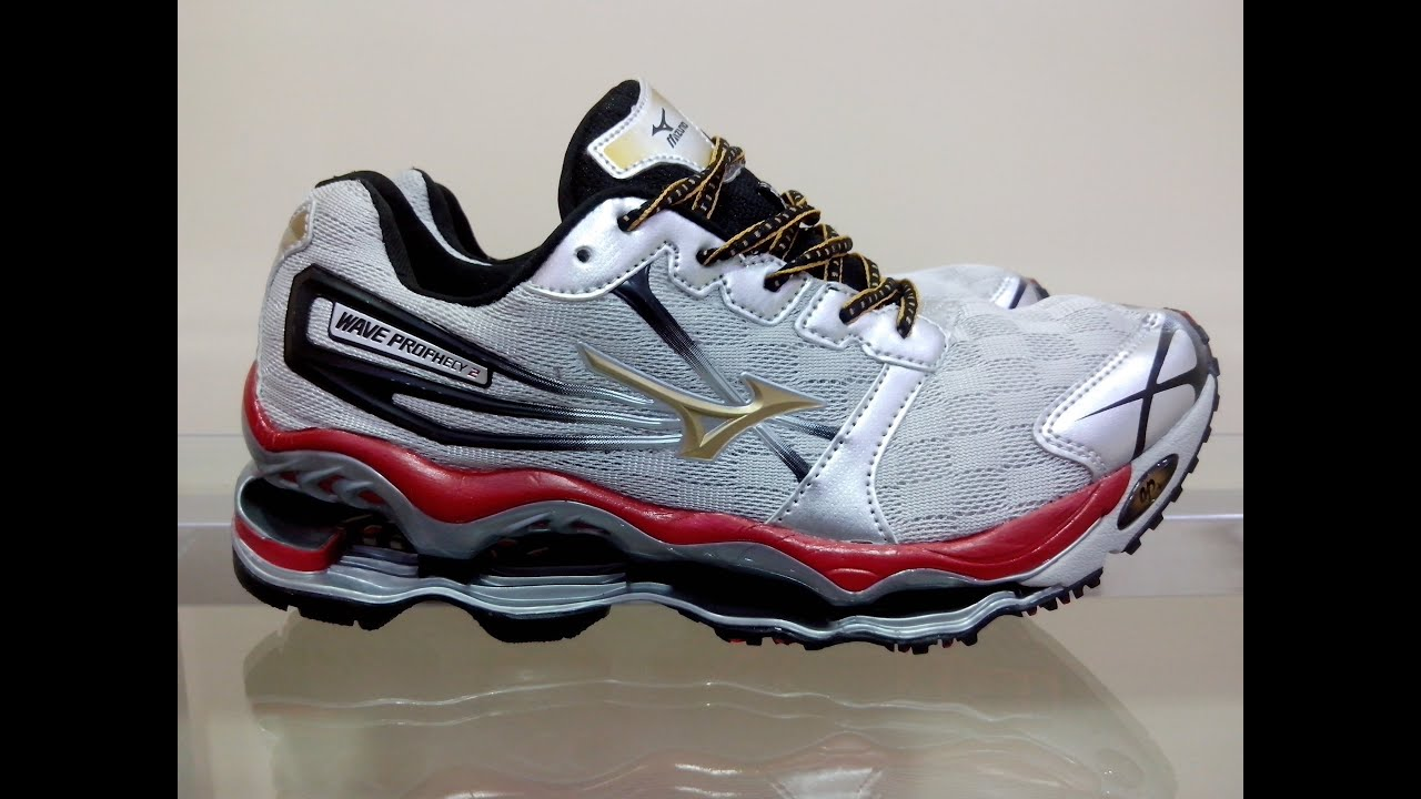 mizuno wave prophecy 2 preto e dourado uk review