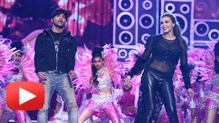 Iulia Vantur's Special Salman Khan Performance | Sansui Colors Stardust Awards 2016