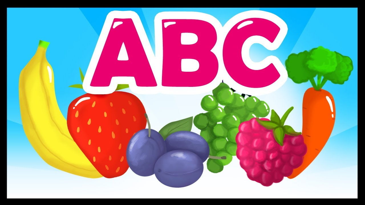 L 39 abc des fruits et des l gumes apprendre l 39 alphabet en fran ais titounis youtube - Fruit de la ronce commune ...