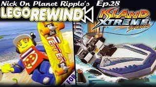 Lego Rewind Ep. 28-  Lego Island Extreme Stunts