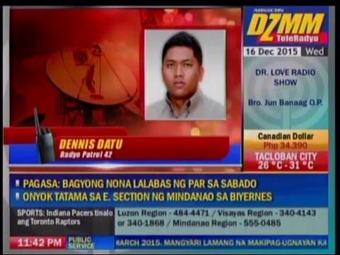 62 barangay sa Cabanatuan, apektado ni
