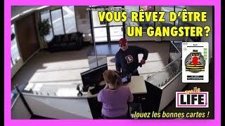 Comment devenir un gangster (avec Smile life)