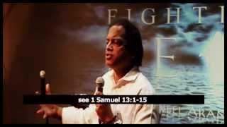 FIGHTING FEAR | ANEEL ARANHA | HSI MINISTRIES
