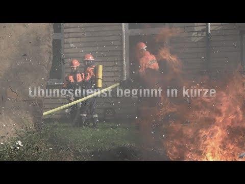 Übungsdienst Jugendfeuerwehr - Innenangriff