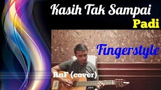 Download Lagu Kasih Tak Sampai - Padi | RnF (cover Fingerstyle + Lirik) mp3