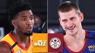 Utah Jazz vs. Denver Nuggets [FULL HIGHLIGHTS]   2019-20 NBA highlights