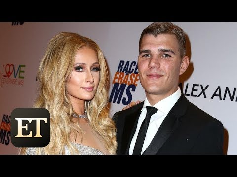 Paris Hilton ENGAGED to Chris Zylka!
