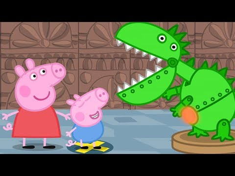 Peppa Pig Episodes - Location Compilation (new!! 2017) - Cartoons for Children