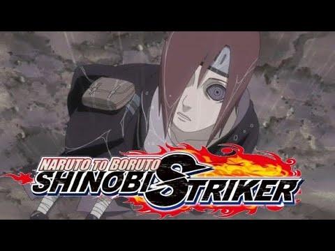 NARUTO TO BORUTO: SHINOBI STRIKER Nagato Uzumaki Season Pass 4 Gameplay |