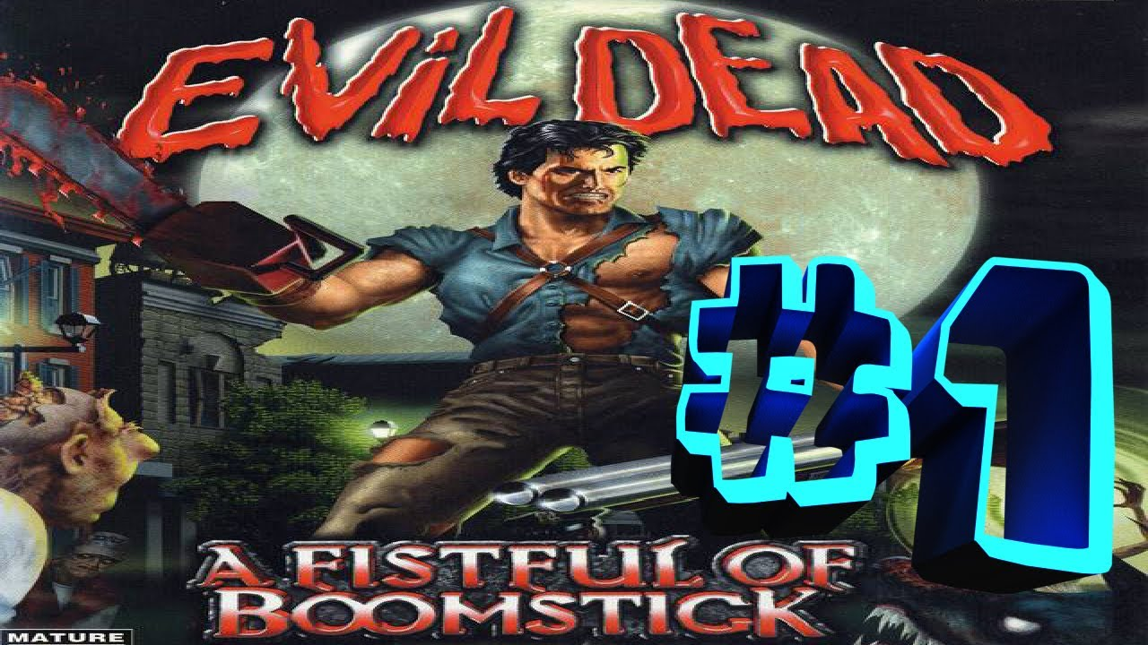 Evil dead fistful of boomstick pc