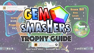 Gem Smashers - Same But Different Trophy Guide